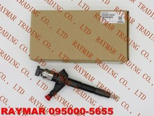 DENSO Common rail injector 095000-5650,095000-5655 for N/ISSAN Pathfinder, NAVARA YD25 2.5 16600-EB300, 16600-EB30A, 16600-EB30E