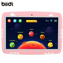 laptop computer notebook 10 Inch for Kids Quad core Dual Camera and dual system 16GB Android 5.1 Children favorites gifts(China)