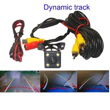 Parking Assistances Car Rearview Reverse Revering Rear View Camera Autotrack CCD Backup 170 degree de re para auto night vision