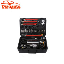 2017 Newest Fuel Injection System Cleaning Throttle Toolkit GX100 for auto Fuel Injector and Cleaner Machine