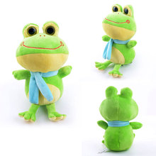 Cartoon Plush Toy Frogs Doll Soft Frog Pillow New design Frog Cushion Stuffed Animal Stuffed Toys Gifts for Kids