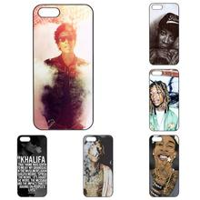 Wiz Khalifa T.g.o.d Mobile Phone For IPhone 4S 5S 6S SE 5C Samsung Note 2 3 4 5 7 S6 S7 edge plus S3 S4 S5 mini