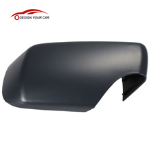 Car Styling Right Rearview Mirror Shell Covers Car Door Side View Protection Cap Housing Cases for BMW E46 1998-2004