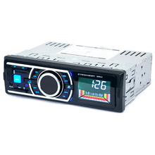 Multifunction BT Vehicle MP3 Player AUX 3.5MM Media Player Support FM SD USB 5V Charing For car with Remote Control(China)
