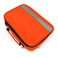Promotion New Emergency Kit Pack Travel Survival kits Outdoor Medical Bag Family first aid kits Big Car First Aid bag(China)