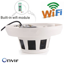 720P mini wifi camera wireless Indoor P2P Plug and Play Network IP wifi ip camera CCTV Audio Camera for Support  pickup