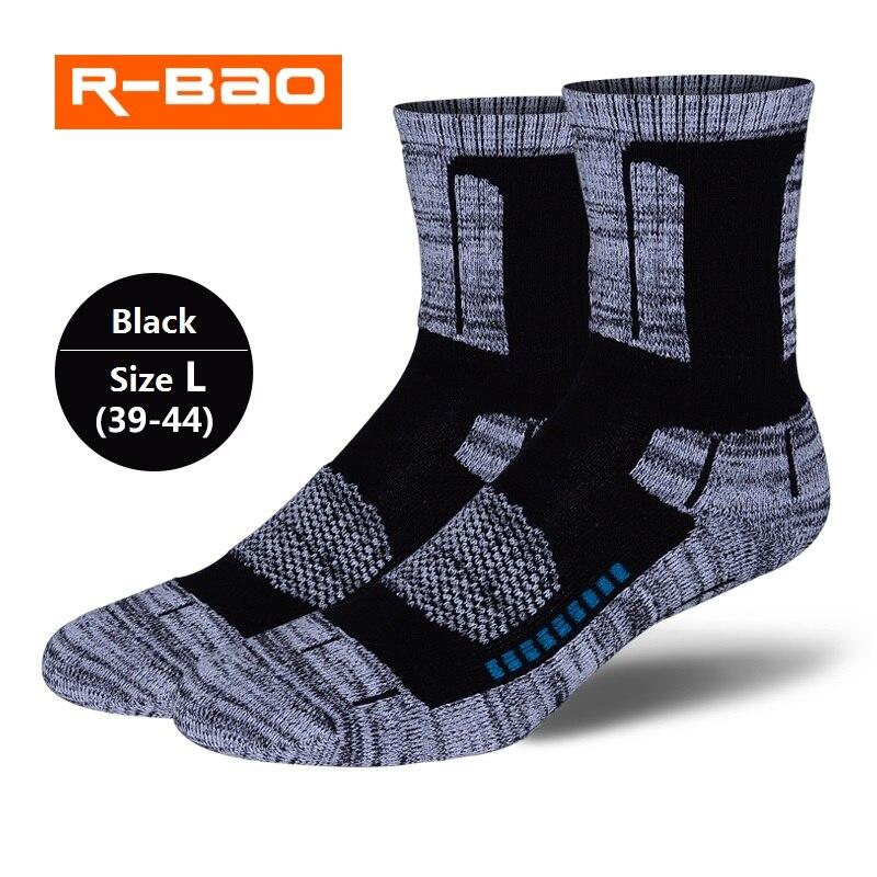 Women Men Running Socks Autumn Winter Warm Stockings for Outdoor Activities