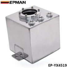EPMAN High performance 2L Sliver Billet Aluminum Fuel Surge Tank AN6 EP-YX4519