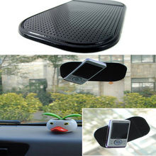 5pccs/lot Anti-Slip Cell Phone Holder Car Dash Non Dashboard For Phone Sticky Mat Pad free ship