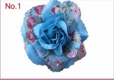 60 BLESSING Good Latest Vogue Various Style 4-4.5 Silk C- Flower 95 No.<br>