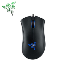Razer Deathadder Gaming Wired Mouse 3500dpi Upgrade Version Computer Mouse Wired Game Mice 5 Buttons Official Genuine for Gamers