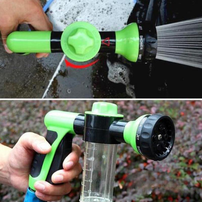 Pistolet à eau de jardin, outils de dosage de désherbant