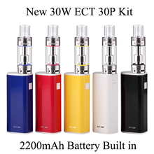 Buy Electronic Cigarette Kit New ECT eT 30P E-Cigarette Vape Mod E Hookah 30W Box Mod Ego Pen Vaporizer Vot Mini Atomizer X3000 for $12.56 in AliExpress store