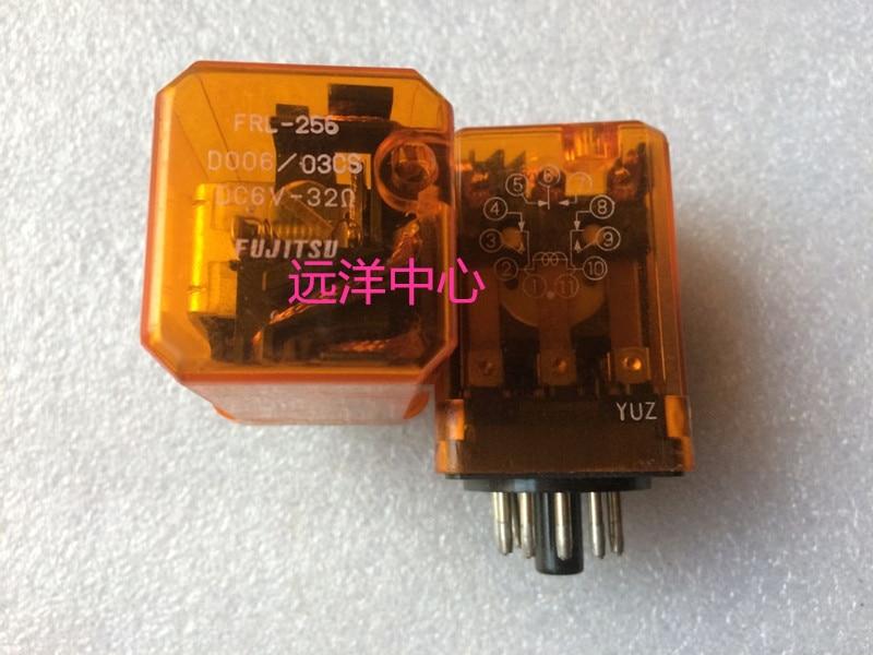 FRL-256 DC6V-32  D006/03CS  11<br>