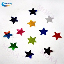 2kg/lot colorful star butterfly circular  rainbow confetti machine foil paper wedding celebration decoration for stage effect