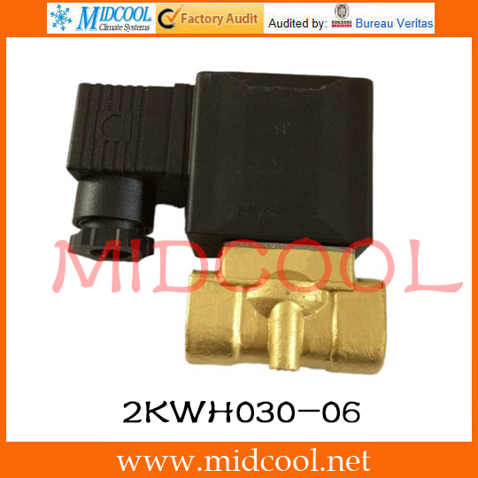 Original AirTAC Fluid control valve(2/2 way) 2KW Series (Direct-acting and normally opened) 2KWH030-06<br><br>Aliexpress