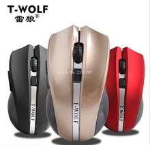2016 new usb Wireless Mouse silent mute noiseless Optical Mouse Gaming mouse for Laptop Computer Mice