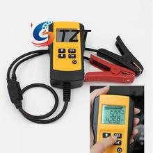 AE300 LCD Digital Car Battery Tester Load Life Tester Analyzer Automotive Diagnostic Tool