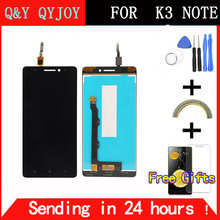 Q&Y QYJOY 5.5 inch Lenovo K50-T5 K3 Note LCD Display Digitizer Touch Screen assembly free tools replacement - HappyDeal& Store store