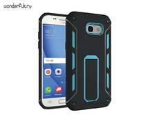 Wonderfultry Case Capa for Galaxy A3 A7 J3 J7 2017 Kickstand PC+TPU Hybrid Mobile Casing Cover for Samsung Galaxy A5 (2017) A520
