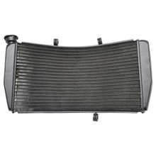 Motorcycle Parts Aluminium Cooling Cooler Radiator Replacement For Honda CBR954RR CBR954 RR 2002 2003 CBR 954 RR 02-03 NEW(China)