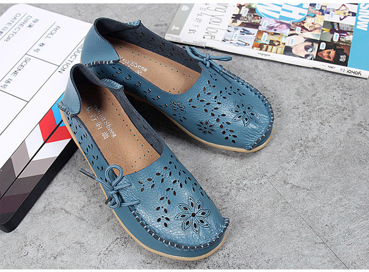 AH 911-2 (6) Women's Summer Loafers Shoes