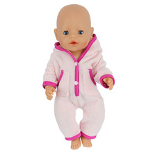 43cm Zapf Baby Born Doll Clothes All kinds of style clothes children Christmas gift free shipping the doll m2825