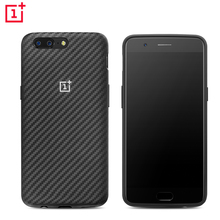 Original Genuine Oneplus 5 Case Cover Karbon Bumper Kevlar + TPU Case Oneplus 5 Protective Shield One Plus Five 5 Carbon Fiber(China)