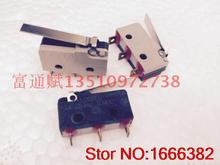 2pcs ITT (6) micro switch with long handle 1A125VAC.30VDC limit switch