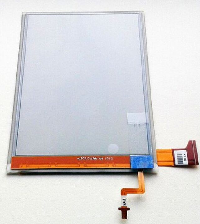 E-Ink ED060XG1(LF)T1-11 ED060XG1 768*1024 lcd screen Screen For Kobo Glo Reader Ebook eReader LCD Display<br>