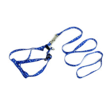 Brand New High Quality Nylon Pet Cat Doggie Puppy Dog Leash Lead Harness Belt Traction Rope