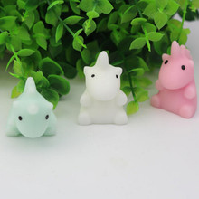 Kawaii Squeeze Squishy unicorn Animals Models Slow Rising Simulation Stress Stretch Kids Adult Toys