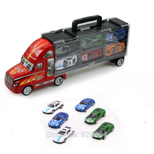 Car alloy car model/simulation container truck/baby toys for children/toy/rc car/lepin technic/hot wheels/