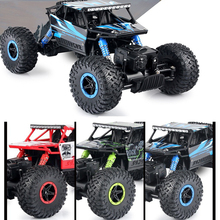 remote control toys for kids rc car rock crawler rc buggy model electric off-road buggy(China)