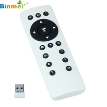 Factory Price Binmer Simplestone 2.4G Mini Fly Air Mouse Remote Controller Keyboard For Android TV Box oct21