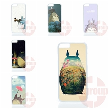 For Samsung Galaxy S2 S3 S4 S5 S6 S7 edge Plus mini Active Ace Ace2 Ace3 Ace4 Nxt Plus Silicon Painting Totoro Case Coque Cover