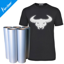 Kenteer  reflective heat transfer vinyl good quality 0.5*25m one roll