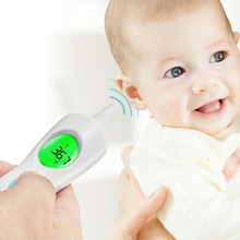 medical equipment for Baby Children Non-contact Ear or Forehead Infrared Digital Thermometer(China)