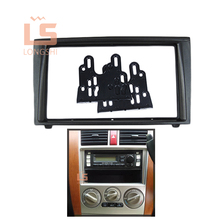 Car Radio Fascia for 2007-2009 Mitsubishi Colt Plus,2DIN Auto Stereo Interface Panel Trim Dvd Frame Installation Kit,2 din(China)