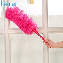Haicar Dusters Magic Soft Microfiber Cleaning Duster Dust Cleaner Handle Feather Static Anti  U61208 DROP SHIP
