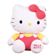 Genuine Hello Kitty Doll Plush Toy Cat Birthday Gift(China)
