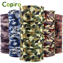Copiro Outdoor Sunscreen Camping Hiking Scarf Cycling Polyester Bicycle Headwear Sport Bandana Magic Headband Face Mask 31 Style(China)