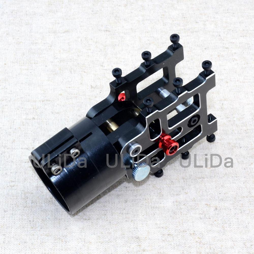 Updated V3 Z35 CNC Aluminium Folding Arm kit 35mm for Multicopter  Quadcopter/Hexacopter/Octacopter (Spring Type Automatic)<br>