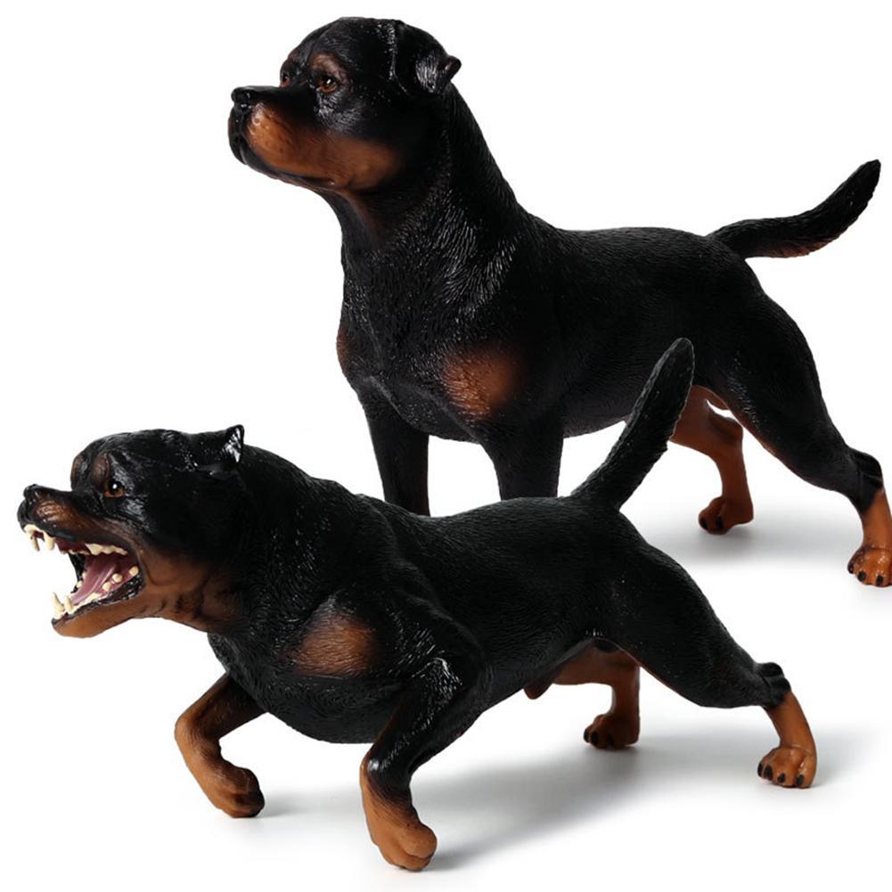 Mr.Z LW001-002 1//6 action figure toys simulation animal German rottweiler New