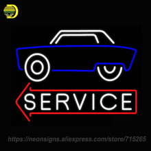 Neon Sign For Professional Mobil Gas & Oil Service Car Repair Car Accessories Auto Insurance Hot Rod Hotrods Car Dealer Advertis(China)