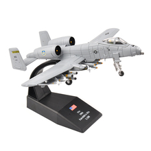 1/100 USA 1994 Fairchild A-10A Thunderbolt II Warthog Fighter Airplane Model Collections