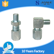 Buy 10pc 6mm Ferrule fitting /Lubrication oil Pipe Connector/ Butt joint centralized lubrication system/CNC machine centre