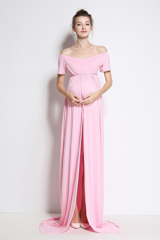 2017 New Cotton Maxi Maternity Font B Dress B Font Summer Clothes Font B  For Bg