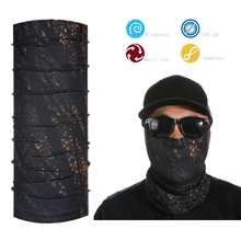 Warmer Face Shield Tube Bandana Outdoor Sports Face Mask Seamless Neck Gaiter