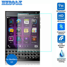 For Rim BlackBerry Passport Q30 Tempered Glass Screen Protector 2.5 9h Safety Protective Film on Blackberry SQW100-3 SQW100-1